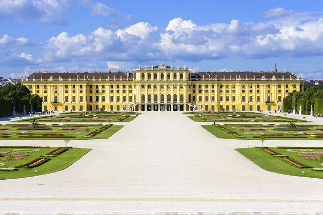 Schloss-Schönbrunn.