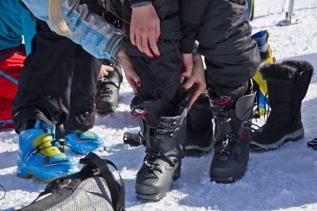 schoenen-toerskiën