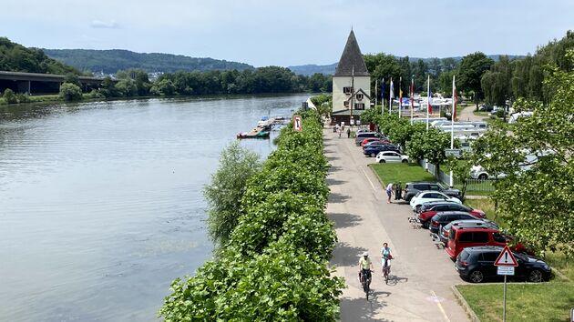 Schweich_Mosel_Radweg