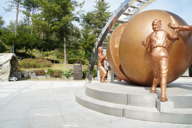 seoul-foto's-Panmunjon