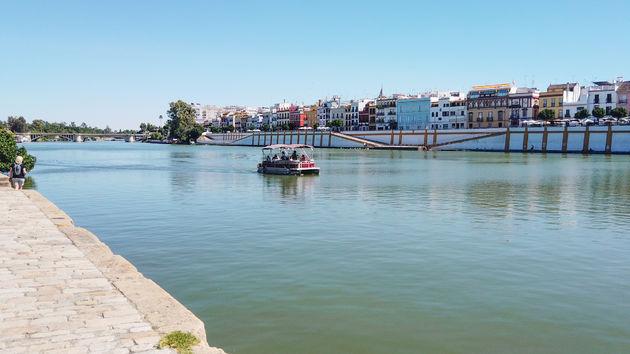sevilla-hardlopen-rivier
