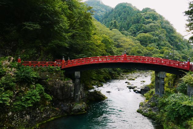 Shinkyo-Bridge-Nikko