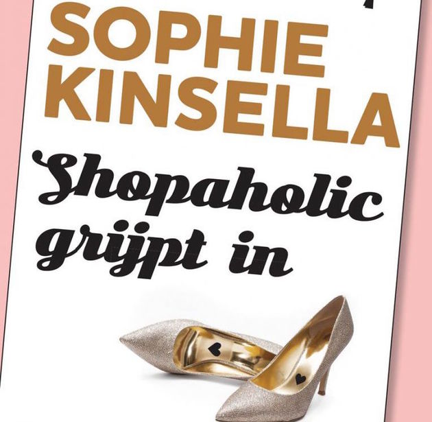 Shopaholic grijpt in