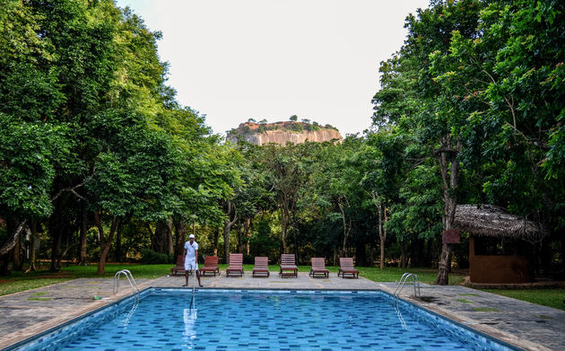 Sigiriya-uitzicht-hotel