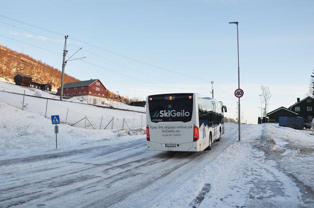 SkiGeilo-bus
