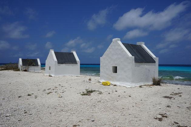 Slavenhuisjes-Bonaire