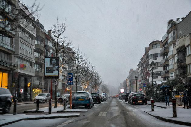 Sneeuw-Knokke-heist-1