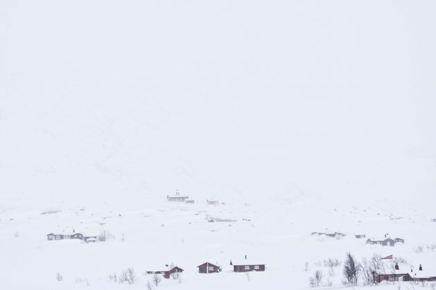 sneeuw-noord-noorwegen