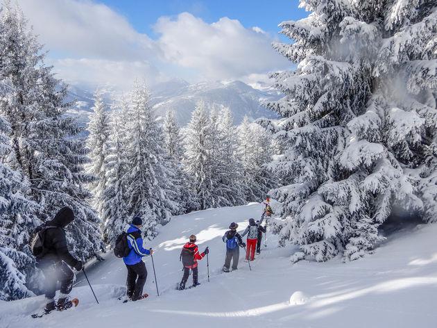 sneeuwschoenwandelen-routes
