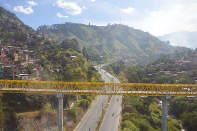 snelweg-Medellin