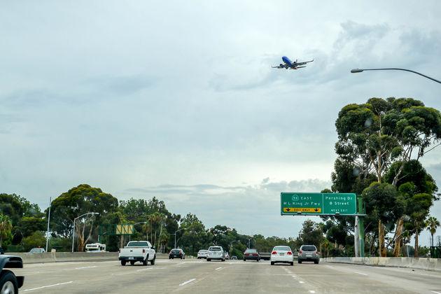 Snelweg-richting-San-Diego