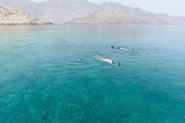 snorkelen-oman