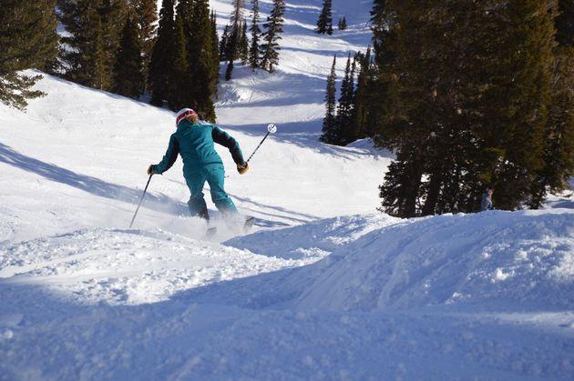 solitude-skiën.