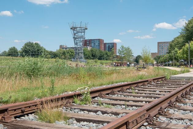 spoorpark-tilburg-rails