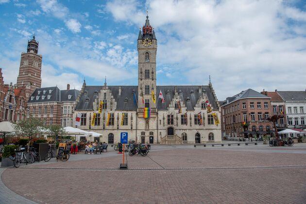 stadhuis-dendermonde