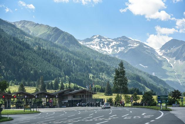 start-Grossglockner-Hochalpenstrasse