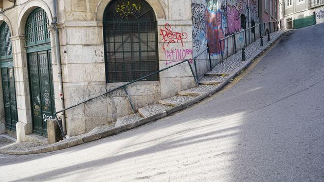 Stijle_straten_Lissabon