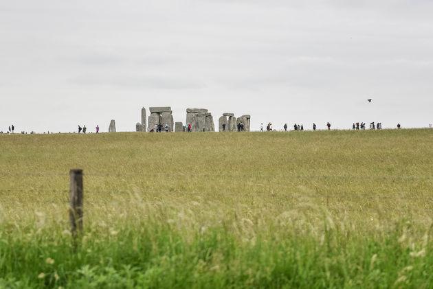 stonehenge-vanuit-de-auto