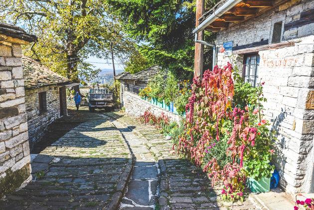 straatje-bergen-griekenland