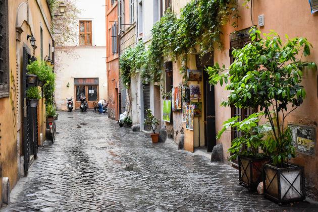 straatje-regen-rome