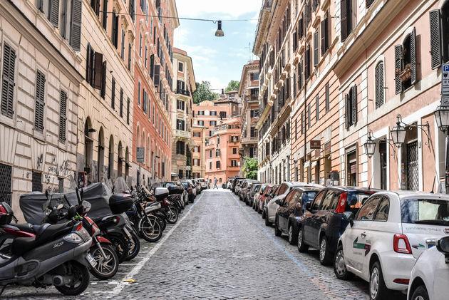 straatje-trastevere