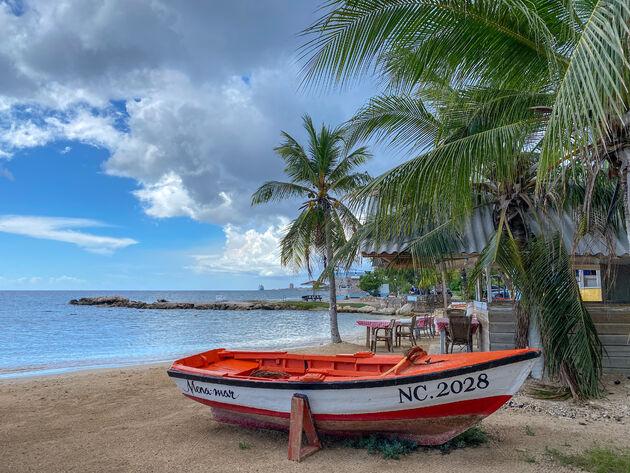 strand-curacao