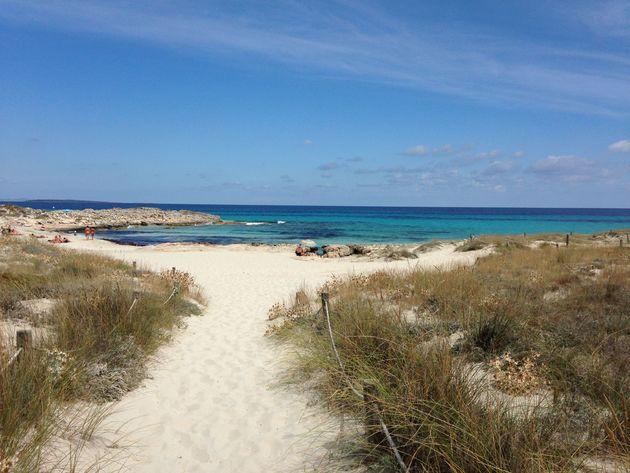 Strand-Formentera
