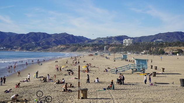 strand Santa Monica
