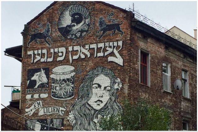 Streetart_Kazimierz_krakau