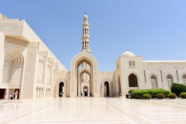 sultan-qaboos-moskee-muscat