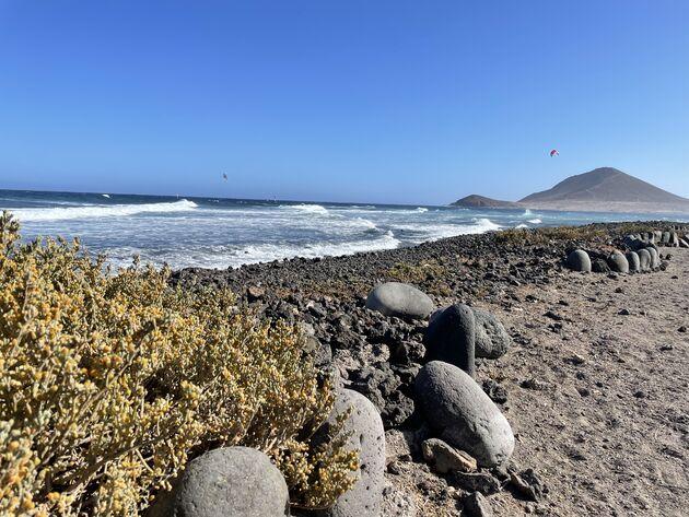 Surfen kitesurfen Tenerife