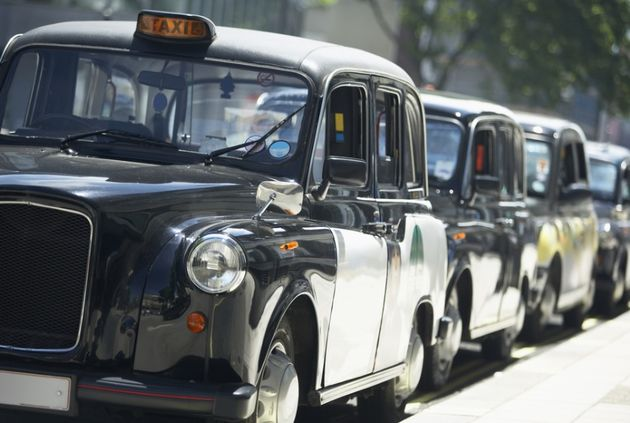 taxi-londen