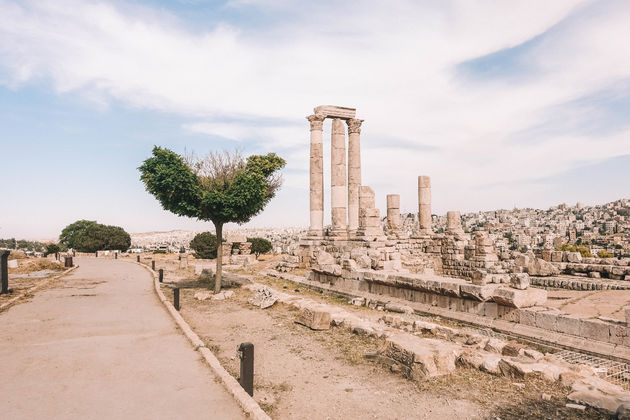 tempel-Hercules-jordanie