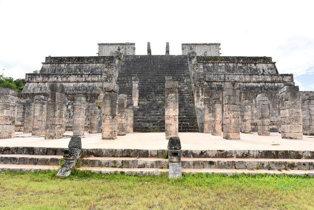 tempel-maya's