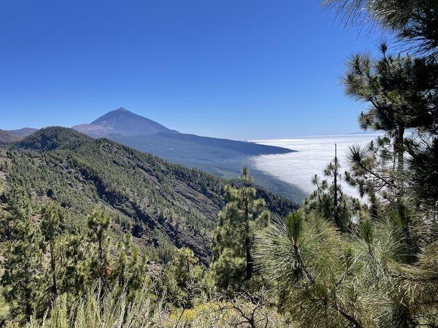 Tenerife El Teide vulkaan