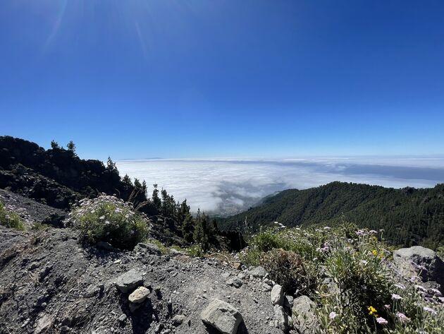 Tenerife wolken roadtrip
