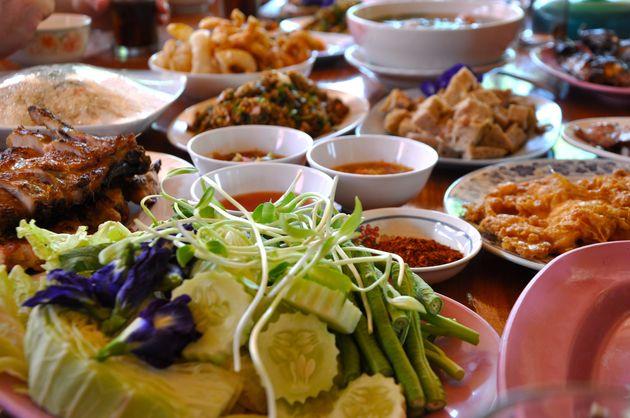 verliefd op de thaise keuken