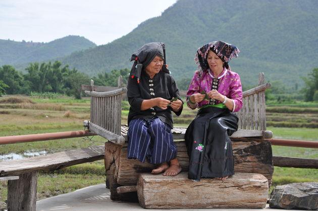 thaise-vrouwen-traditioneel
