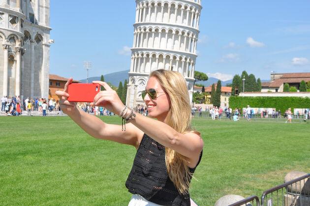 toren-pisa-selfie