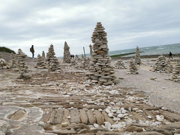 Torens bouwen Île de Ré