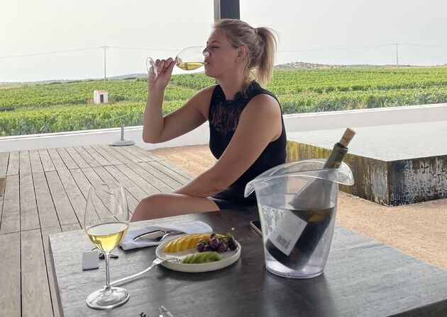 Torre de Palma wijn hotel
