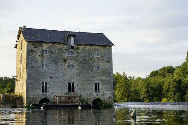 Toue_Mayenne