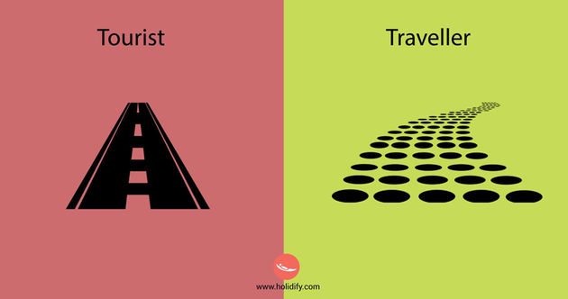 tourist-traveller