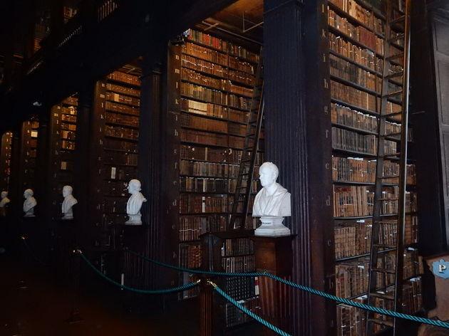 Tritnity-library-dublin