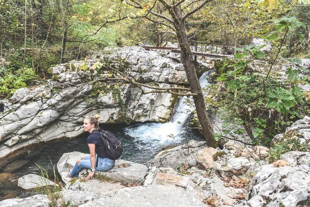 tzoumerka-waterval