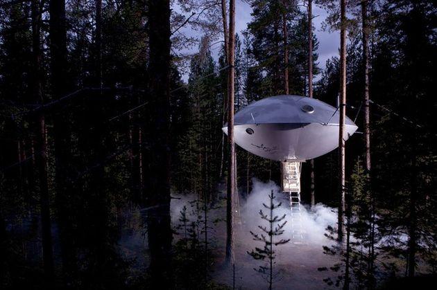 ufo klein