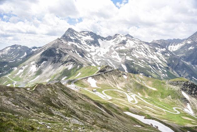 uitzicht-Grossglockner-Hochalpenstrasse