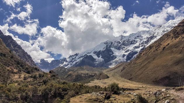 uitzicht-Salkantay-Trek-