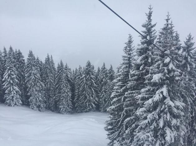 uitzicht-skilift