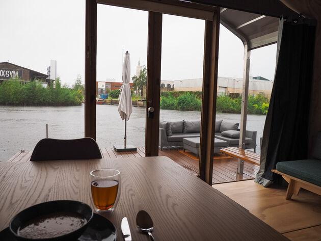 Uitzicht Wikkelboat Den Bosch